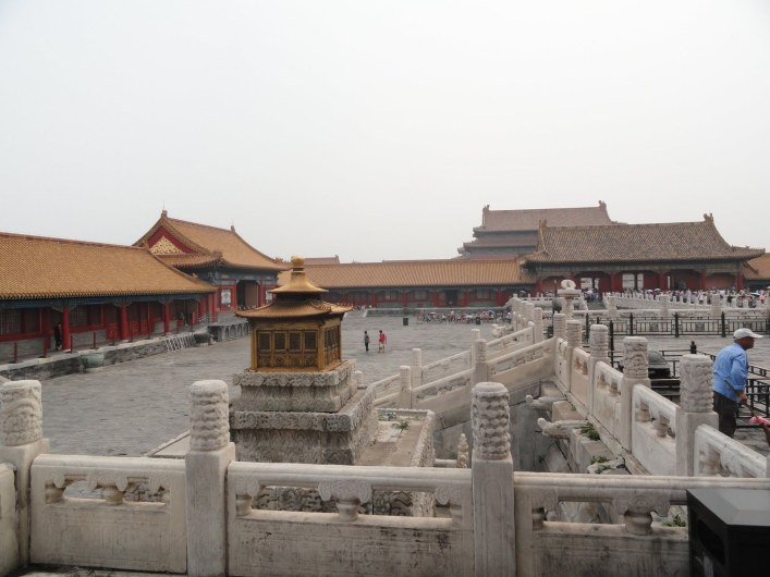 Forbidden city- Beijing