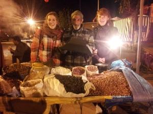 peanuts' seller in Fes