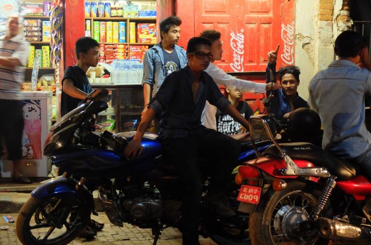 gangsta in Bhaktapur