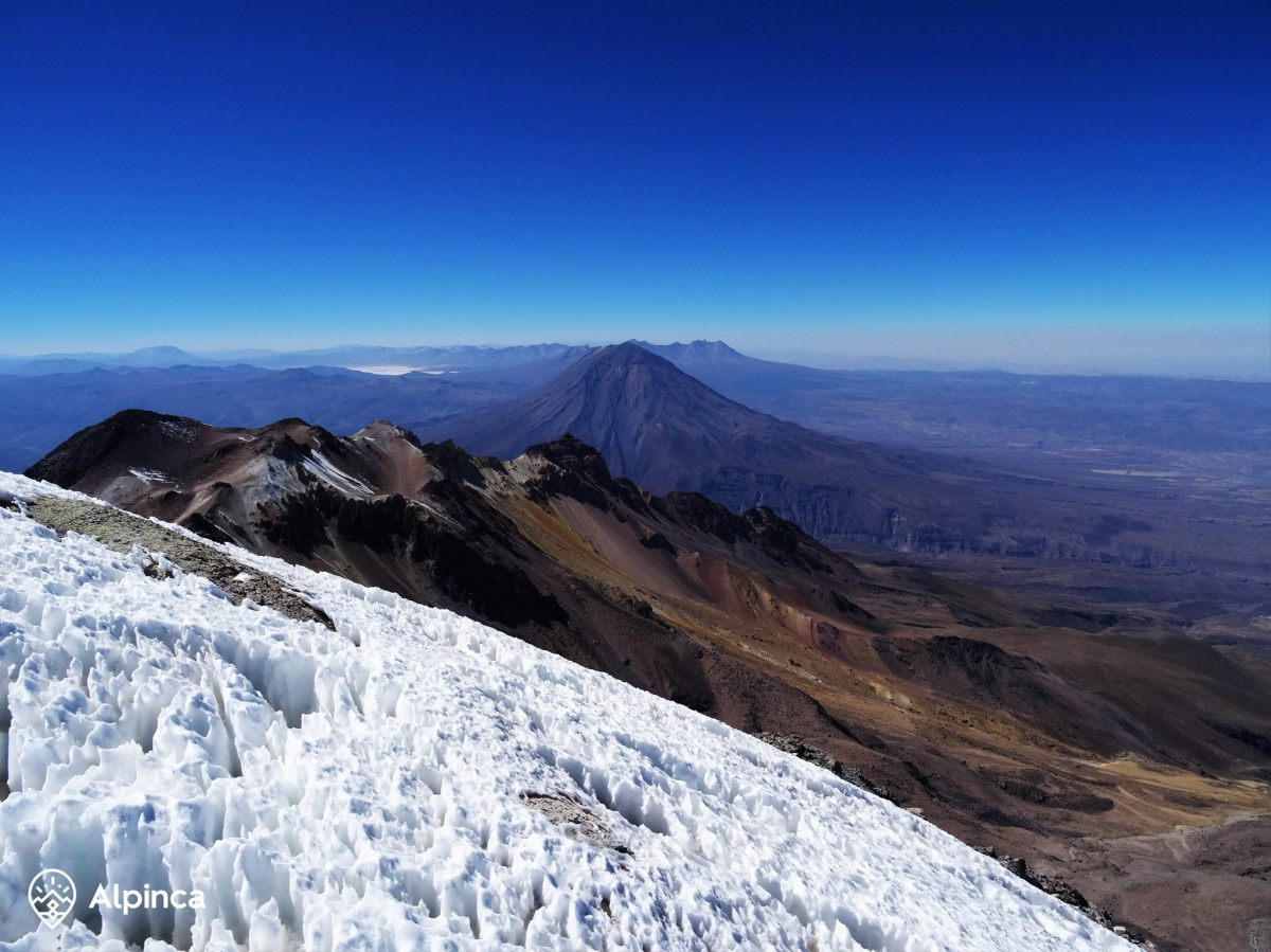 Misti or Chachani? Climb these volcanoes in Peru!