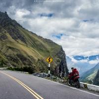 Wybierz się z Cusco do Machu Picchu motorem!