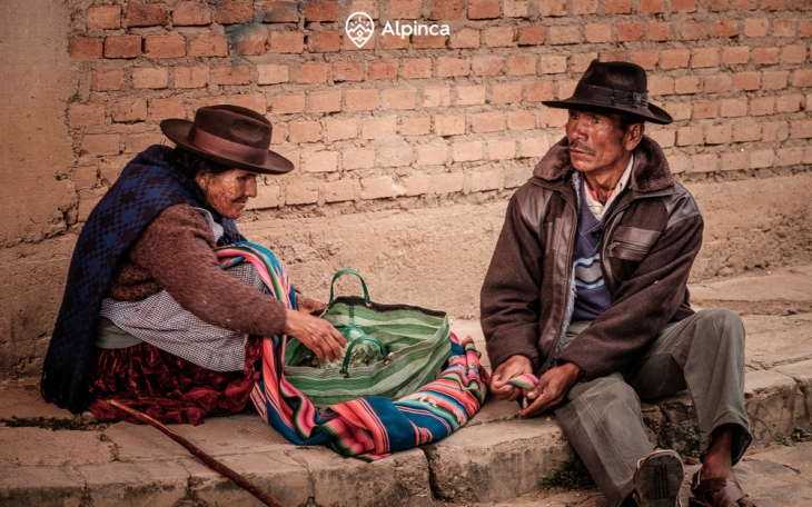 tarabuco-market-boliwia