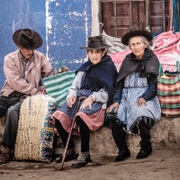 Tarabuco market - Boliwia