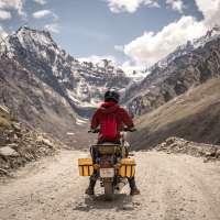 Himalaje Indyjskie na MOTOCYKLACH! PART 1- Manali - Spiti Valley
